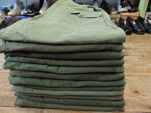 UTILITY  TROUSERS & CHINO TROUSERS_c0146178_17395019.jpg