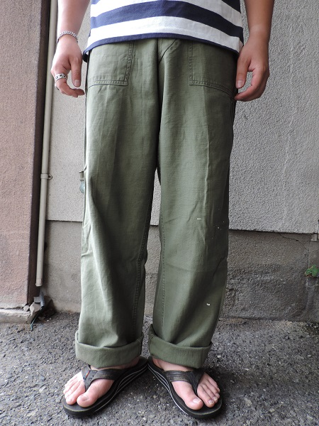 UTILITY  TROUSERS & CHINO TROUSERS_c0146178_17433266.jpg