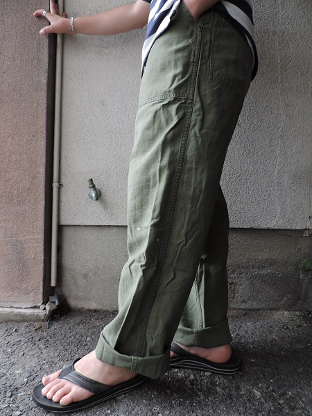 UTILITY  TROUSERS & CHINO TROUSERS_c0146178_1743436.jpg