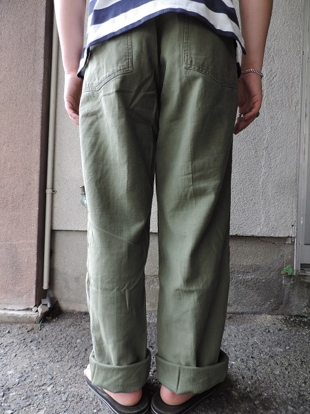 UTILITY  TROUSERS & CHINO TROUSERS_c0146178_17435312.jpg