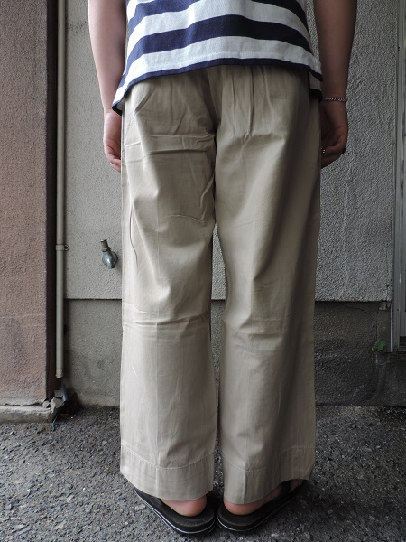 UTILITY  TROUSERS & CHINO TROUSERS_c0146178_17492873.jpg
