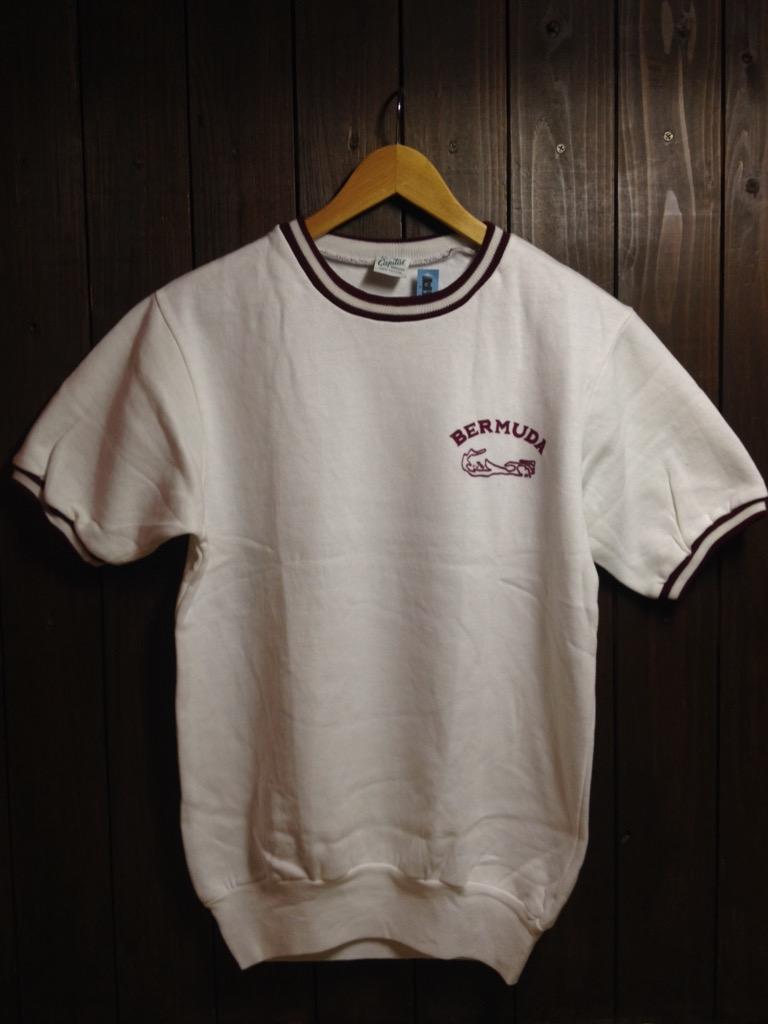 神戸店6/25(土)ヴィンテージ入荷!#4 1950\'s Fron V Print Sweat,Champion!!!(T.W.神戸店)_c0078587_16295889.jpg