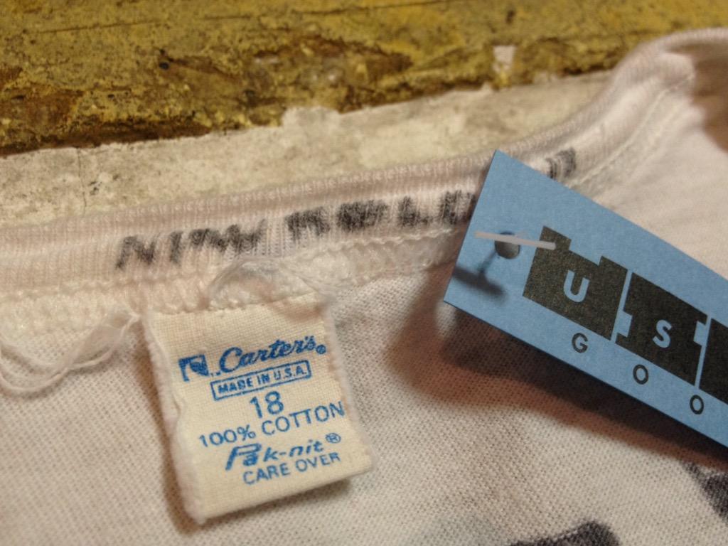 神戸店6/25(土)ヴィンテージ入荷!#5  1970\'s  Ohio State Prison Ringer T,Vintage Tee!!!(T.W.神戸店)_c0078587_22442438.jpg