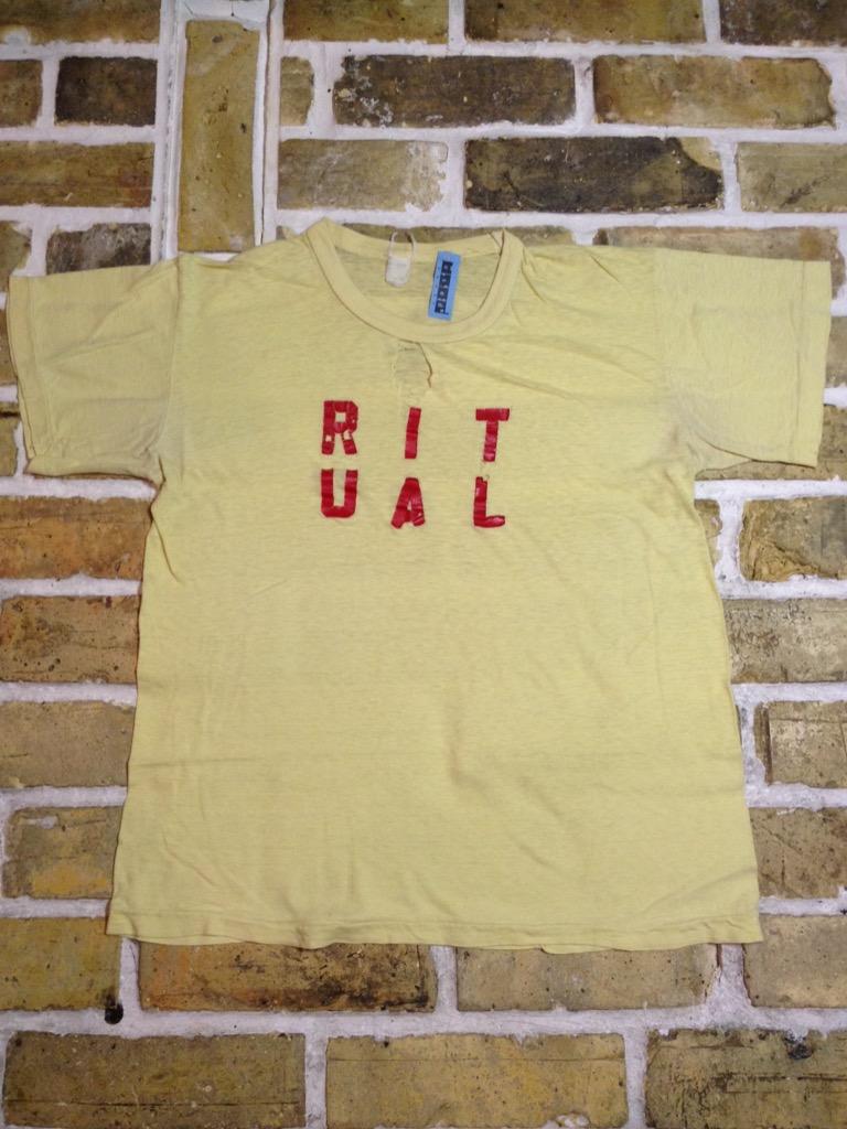 神戸店6/25(土)ヴィンテージ入荷!#5  1970\'s  Ohio State Prison Ringer T,Vintage Tee!!!(T.W.神戸店)_c0078587_22451276.jpg