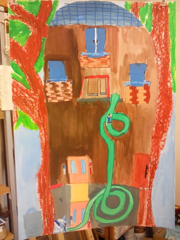 こんなツリーハウスがあったら_b0215321_2063651.jpg