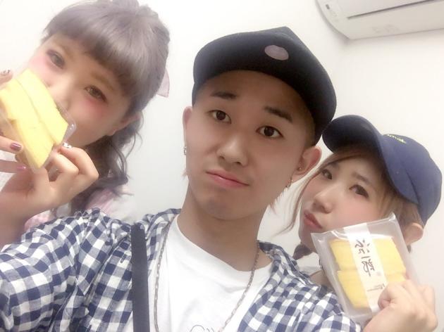 バームクーヘン☆_e0062921_19423639.jpg