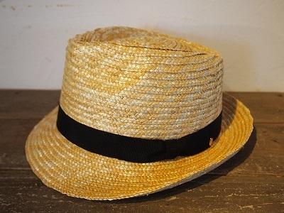 6/25 田中帽子店から日本製 麦わら帽子が届きました_f0325437_09315994.jpg