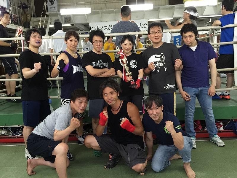 6/19 第2回 Hit Mass 団体戦 レポート_a0157338_12124878.jpg