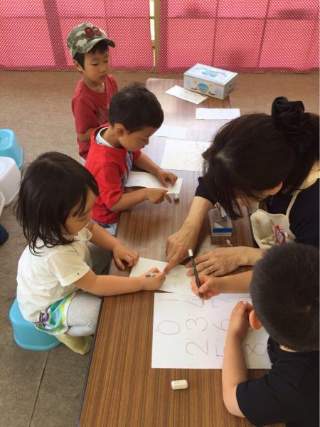 幼稚園クラス  年中さん_a0318871_18025680.jpg