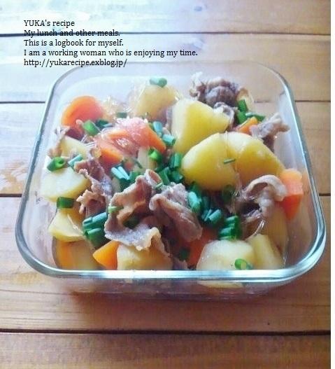 イエシゴトVol.164 食材使い回しの常備菜作り_e0274872_10512821.jpg