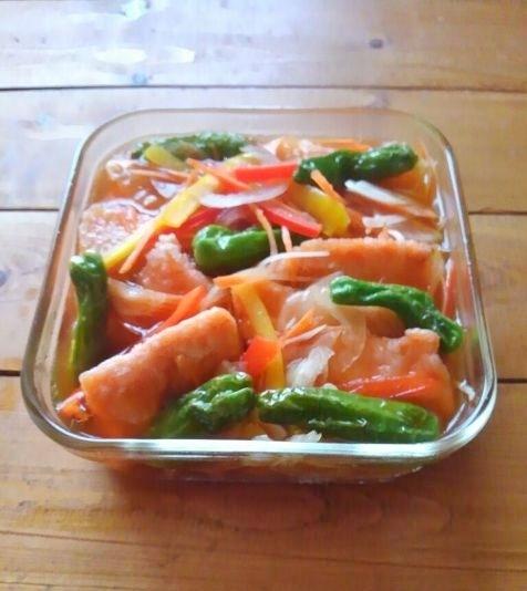 イエシゴトVol.164 食材使い回しの常備菜作り_e0274872_10513386.jpg