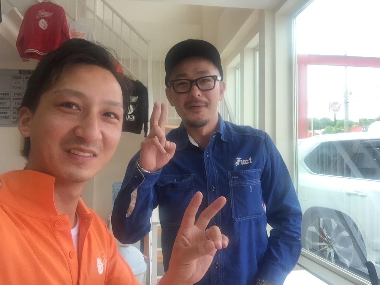 6月26日(日) 社長・店長はBIGMEETING HOKKAIDOへ!今日は本店お留守番ブログ♪_b0127002_1739443.jpg