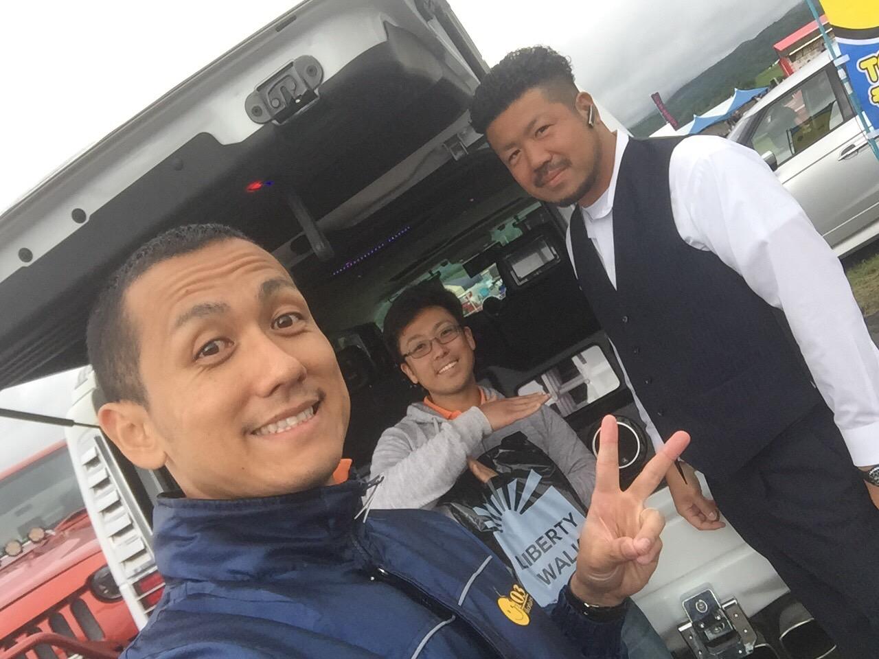 6月26日(日) 社長・店長はBIGMEETING HOKKAIDOへ!今日は本店お留守番ブログ♪_b0127002_17491017.jpg