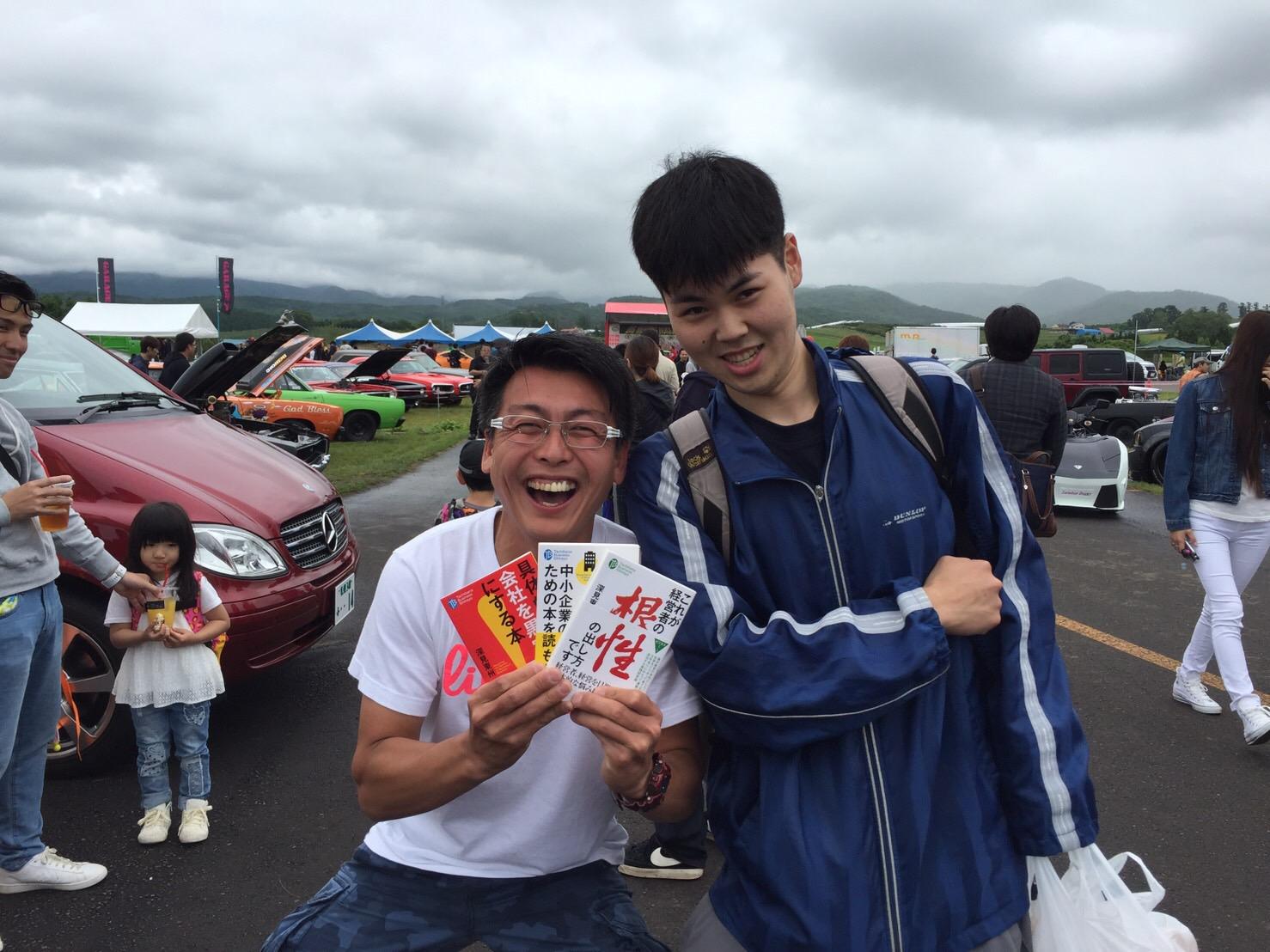 6月26日(日) 社長・店長はBIGMEETING HOKKAIDOへ!今日は本店お留守番ブログ♪_b0127002_17495882.jpg