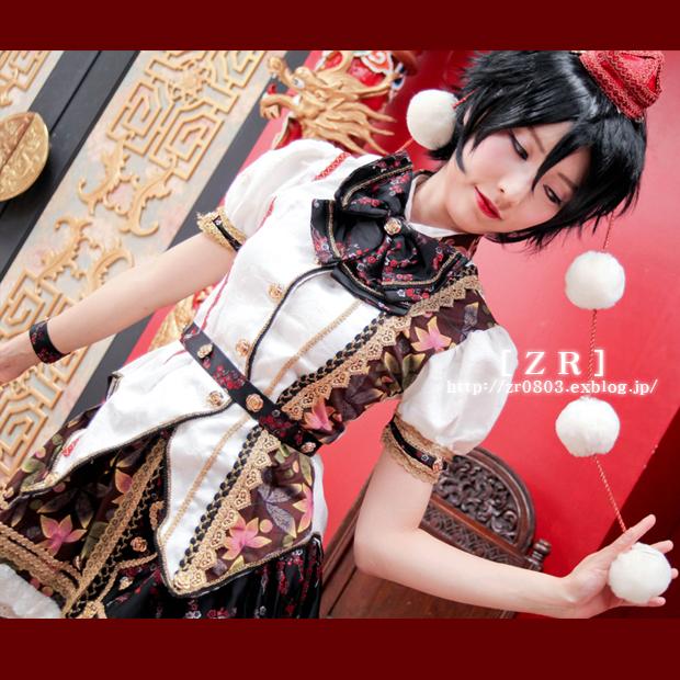 [ZR] 東方project - 射命丸文 / Aya Shameimaru_b0273504_8271684.jpg