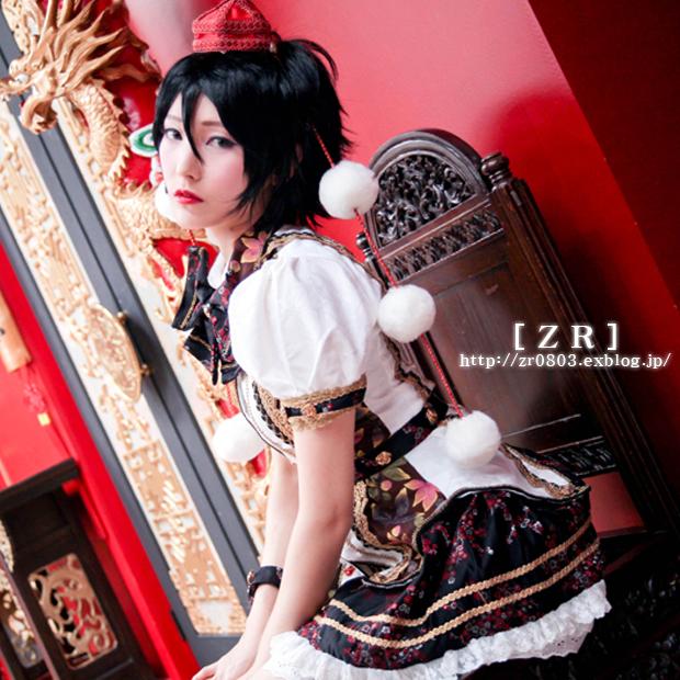 [ZR] 東方project - 射命丸文 / Aya Shameimaru_b0273504_827357.jpg