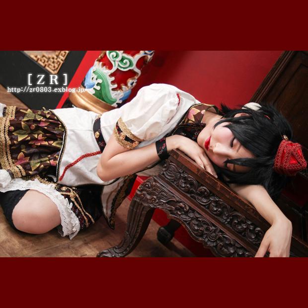 [ZR] 東方project - 射命丸文 / Aya Shameimaru_b0273504_8282133.jpg