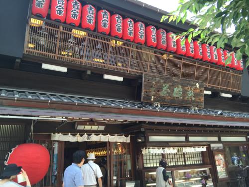 長崎日帰りの旅 ① 吉宗本店でお昼ごはん_e0133535_22074742.jpg