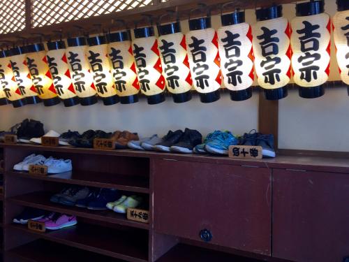 長崎日帰りの旅 ① 吉宗本店でお昼ごはん_e0133535_22074802.jpg
