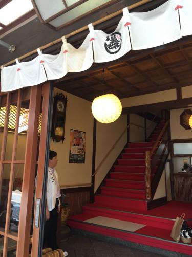 長崎日帰りの旅 ① 吉宗本店でお昼ごはん_e0133535_22074869.jpg