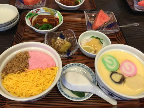 長崎日帰りの旅 ① 吉宗本店でお昼ごはん_e0133535_22074951.jpg