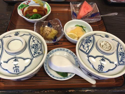 長崎日帰りの旅 ① 吉宗本店でお昼ごはん_e0133535_22074973.jpg
