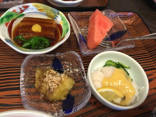 長崎日帰りの旅 ① 吉宗本店でお昼ごはん_e0133535_22075184.jpg