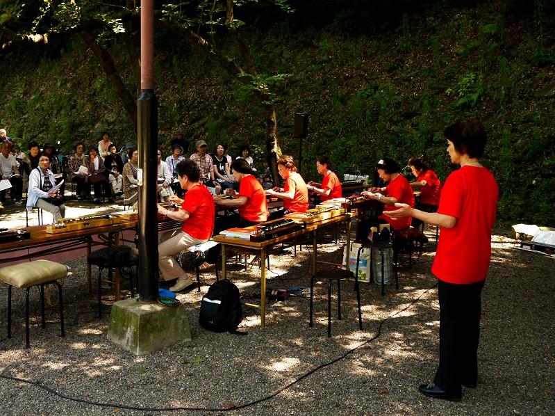城の音・和歌山城へおいでよ!みんなで歌おう!!_b0093754_2032735.jpg