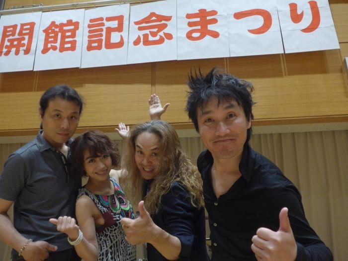 Armada Live!!!世田谷上北沢区民センター開館記念まつり_b0131865_01505774.jpg