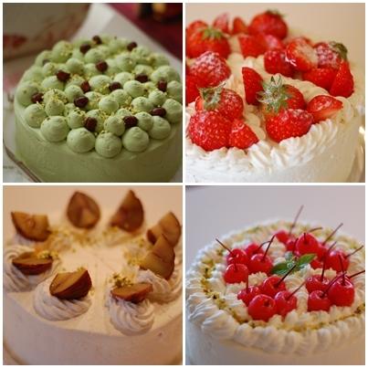 フルーツ・デコレーションケーキ(バースデーケーキ)販売 _f0224567_00271888.jpg