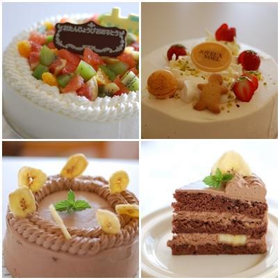 フルーツ・デコレーションケーキ(バースデーケーキ)販売 _f0224567_00290177.jpg