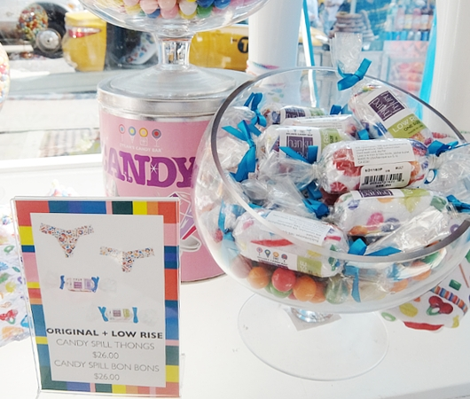 NYのお菓子屋さんの可愛いオリジナル・キャンディー柄下着?! Hanky Panky Collection_b0007805_6521249.jpg