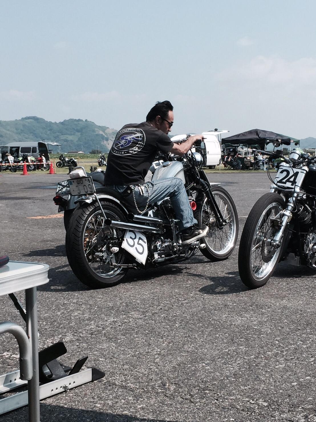 WESTDRAG200 @笠岡ふれあい空港。_d0149307_1842013.jpg