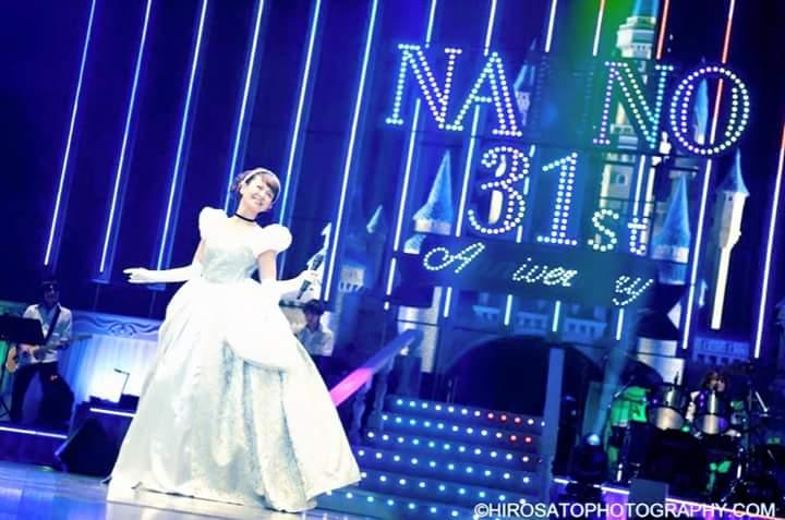 南野陽子デビュー30周年記念コンサート追加公演NANNO 31st ANNIVERSARY~シンデレラ城への長い道のり~_b0042308_16422376.jpg
