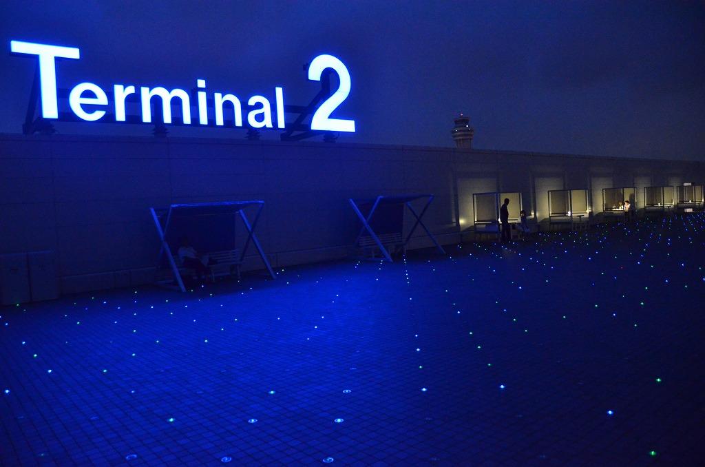 夜の羽田空港_d0065116_2215467.jpg