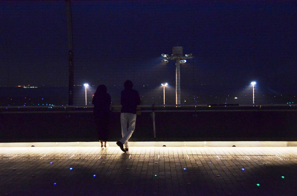 夜の羽田空港_d0065116_2231249.jpg