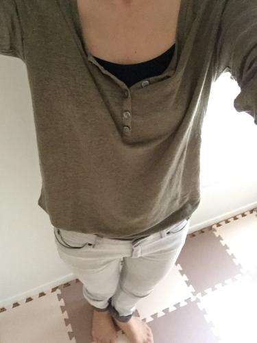 白パンツを買う前にオススメの選び方。_d0336521_13322179.jpg