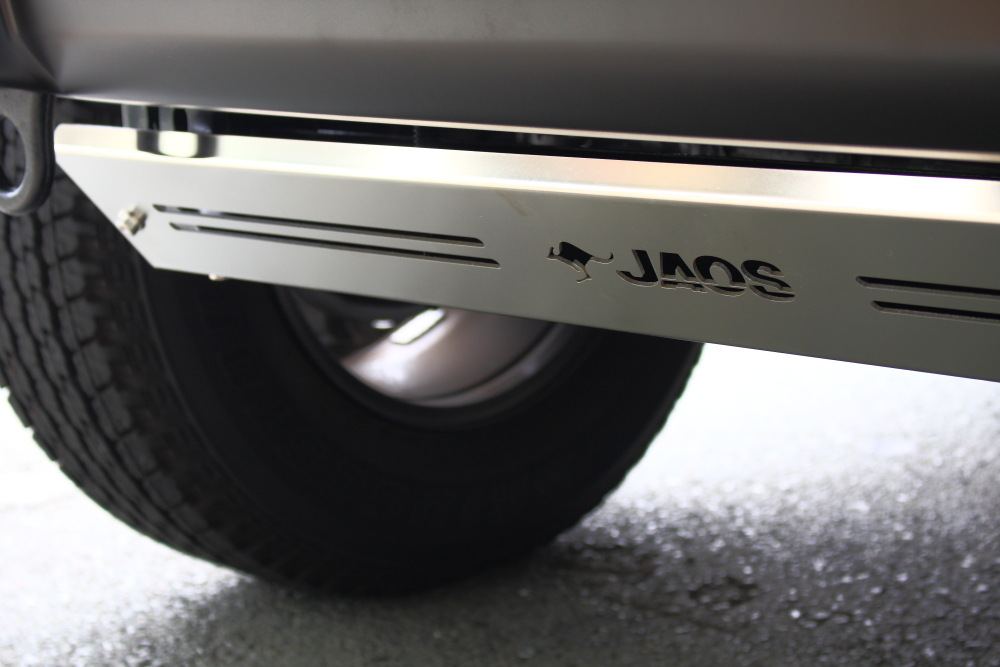 JK用 JAOS製スタイリングキット取り付け_f0105425_19381578.jpg