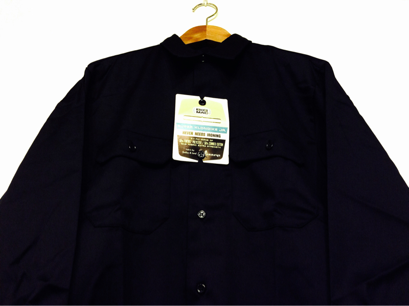 「 NEW ARRIVAL ELVIS & WORK SHIRTS 」_c0078333_20404834.jpg