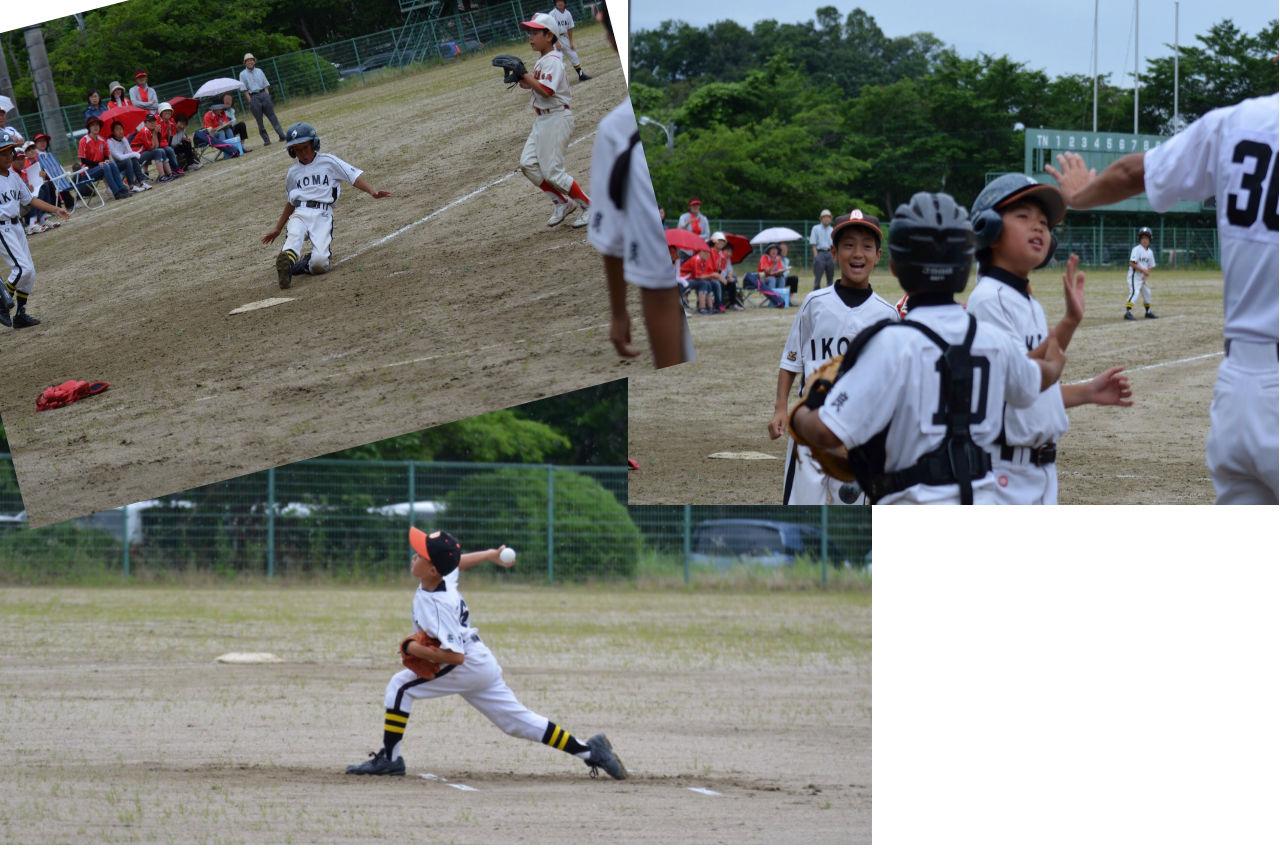 Bチーム 6/25(土) 夏の大会 準決勝・決勝_b0296154_22222595.jpg
