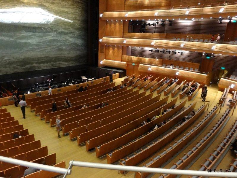 ロシアの旅 15 マリインスキー劇場でオペラ鑑賞_a0092659_19532089.jpg
