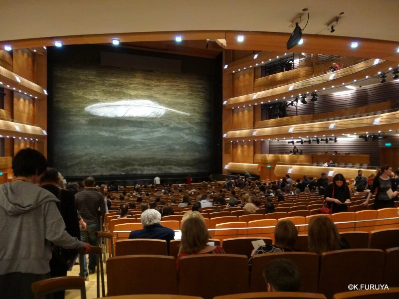 ロシアの旅 15 マリインスキー劇場でオペラ鑑賞_a0092659_19540980.jpg