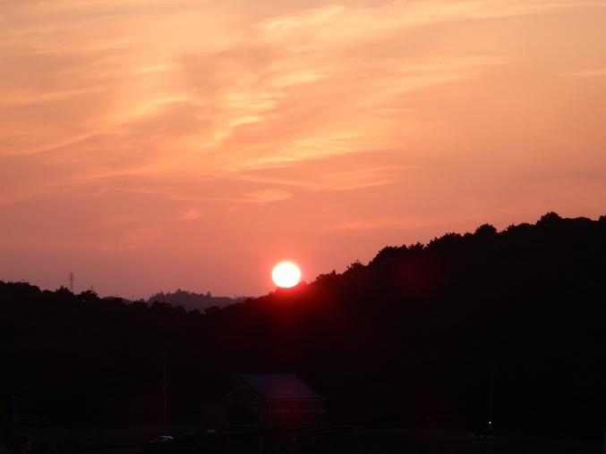 '16,6,27(月)日の出と心のハッスルと庭仕事!_f0060461_9232246.jpg