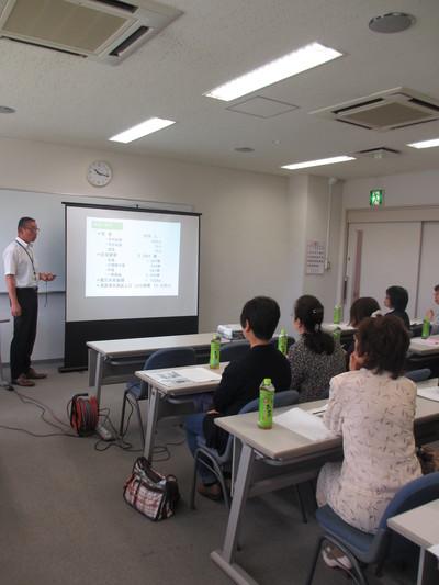 石川県川北町民生児童委員協議会の皆さんが来所されました!_f0296368_1529819.jpg