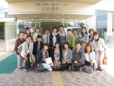 石川県川北町民生児童委員協議会の皆さんが来所されました!_f0296368_1530237.jpg
