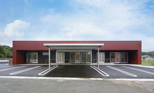 串木野の児童福祉施設が完成!!_d0174072_1461853.jpg