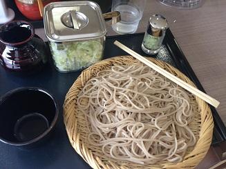 これ食べました。蕎麦屋「信州庵」_f0362073_3114482.jpg