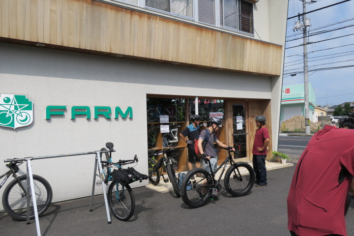 RIDE SURLY @ FARM 2日目_c0132901_206359.jpg