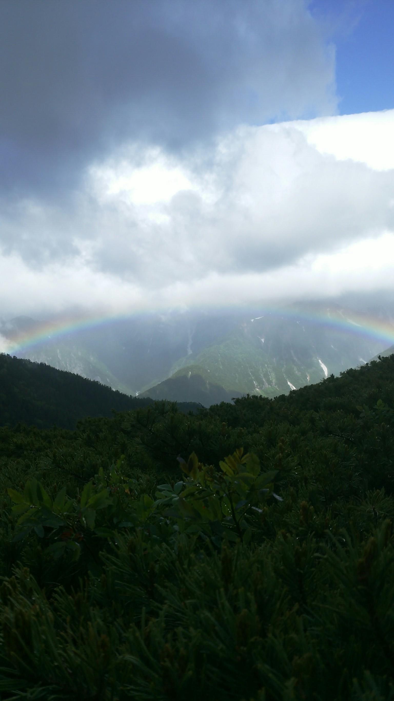 鍋冠山~大滝山~蝶ヶ岳~常念岳_d0237801_1705781.jpg