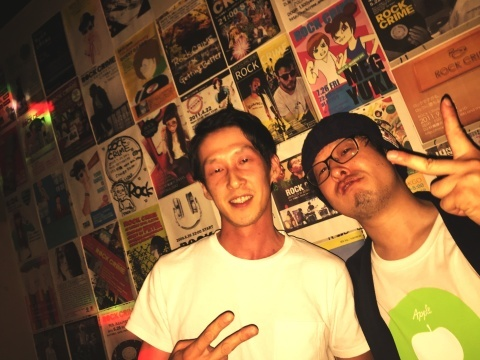 ROCK CRIME 10th Anniversary レポ_e0115904_13473219.jpg